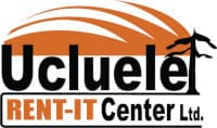 Logo: Ucluelet Rent-It Center